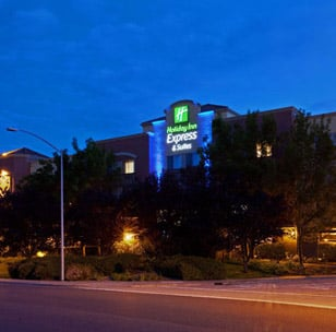 Holiday Inn Express Belmont